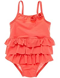 Charmo Baby Schwimmanzug Mädchen Süße One Piece Baby Badeanzug Badebekleidung Baby