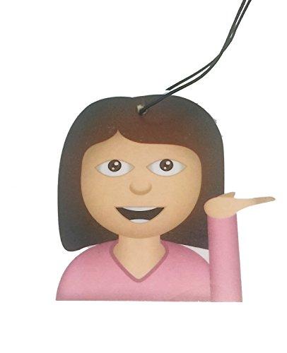 Emoji EM2D8Sassy Mano OMG Cherry Deodorante per Auto