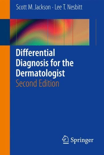 Differential Diagnosis for the Dermatologist by Scott Jackson (2012-04-25)