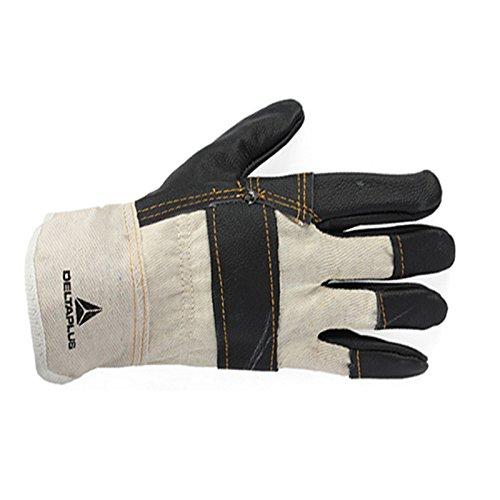 LaDicha Bikight Verschleißfeste Handschuhe Lederhandschuh Anti Reißen Maschinentransport Schutz Schnitt Resistent Handschuh
