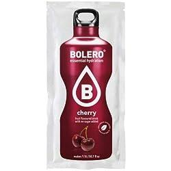 Paquete de 24 sobres bebida Bolero sabor Cereza