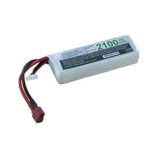 Battery for ABOUTBATTERIES CS-LP2103C30RT, 11.1V, 2100mAh, Li-Pol