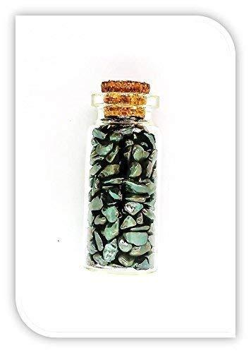 ❤ Giny´s Deko Flaschenpost Zubehör ❤ Bastel Material ❤ Glückssteine  Mineral- / Edelsteine Micro Trommelsteine  Hämatit (30g) -