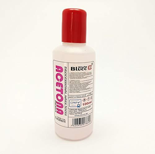 ACETONA PURO AROMATIZADO - 100ml - Manicura, uñas de gel, esmaltes permanentes