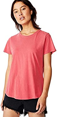 Cotton On Women's Short Sleeve One Crew T-s