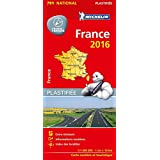 Carte France 2016 Plastifiée Michelin