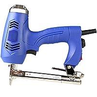 Herramientas neumáticas pistola de clavos eléctrica adecuada for 4-13MM, la ventilación de la parrilla y la disipación de calor, el voltaje 210-240V, aluminio ergonómico pistola de clavos vivienda Dec