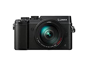 Panasonic Lumix DMC-GX8H Fotocamera Mirrorless Digitale a Obiettivo Singolo Intercambiabile, Obiettivo Lumix G Vario 14-140 mm, Nero