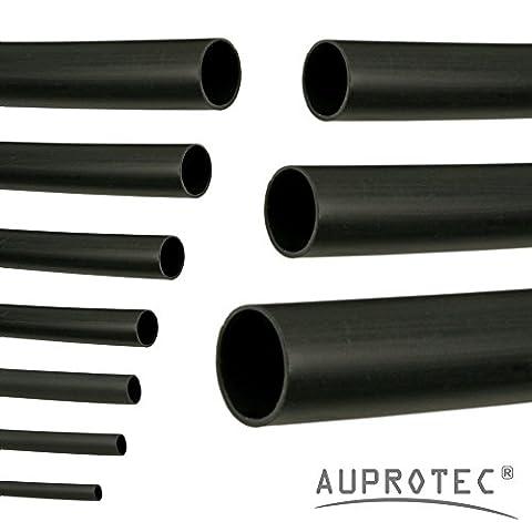 Auprotec® 5 10 20 ou 50 m Isolant Electrique PVC Gaine Isolante Protection des Câbles choix: (Ø int. 4 mm, 5m mètre)