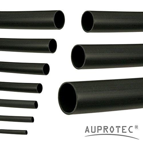 Preisvergleich Produktbild AUPROTEC 5 10 20 oder 50 m Isolierschlauch PVC Kabel Schutz Schlauch Auswahl: (Ø 5 mm innen, 5m Meter)