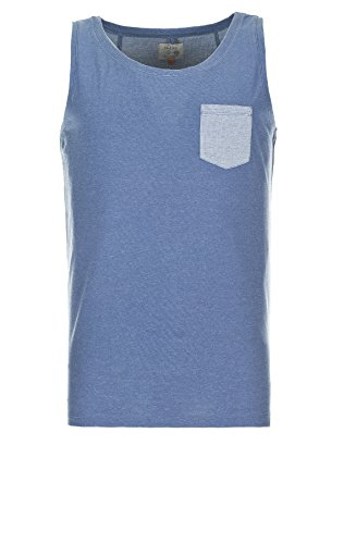 Blend Herren Tank Top 74609 insignia blue