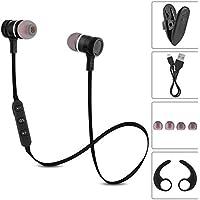 Zerone Auricolari Senza Fili Magnetici Cuffie Bluetooth Sport in-Ear Cuffie  con Basso Pesante qualità de47d2e7ef69