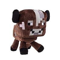 Minecraft 7-Inch Soft Toy Cow