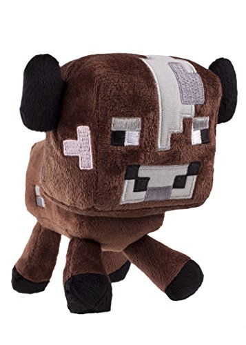 Cow Plush - Minecraft - 18cm 7""