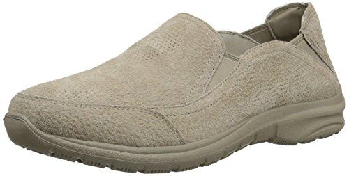 Skechers entspanntes Wohnen Chillax Fashion Sneaker Taupe
