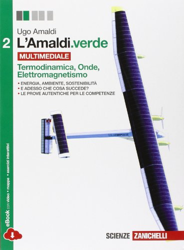 L'Amaldi.verde. Per le Scuole superiori. Con e-book. Con espansione online: 2