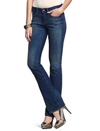 Esprit - Jeans - Bootcut - Femme - Bleu (Misty Vintage Wash 784) - 33/34 (Taille fabricant: 33/34)