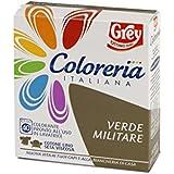 Grey C00118200-Coloreria Italien Dye Vert Militaire