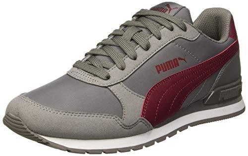 Puma ST Runner v2 NL, Scarpe da Fitness Unisex-Adulto, Grigio (Charcoal Gray-Cordovan), 41 EU