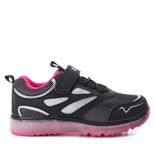 Xti Kid 055361 Zapato DE NIÑA XTI Kid 055361 Textil Unisex Infantil Negro 33