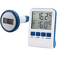 Steinbach Digitales Funk Pool Thermometer, 061333