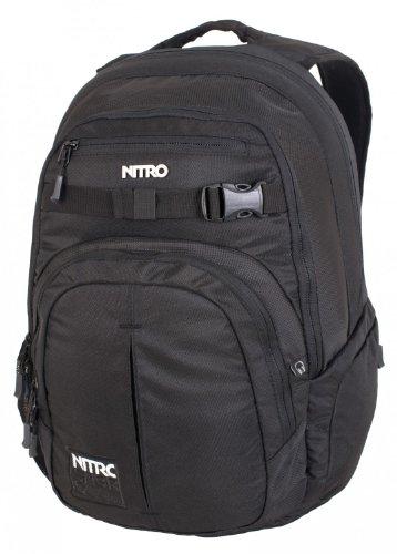 Nitro Snowboards Unisex Chase Pack Rucksack Black