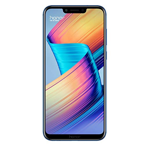"Honor Play - Smartphone de 6.3"" (4G, RAM de 4 GB, Memoria de 64 GB, cámara de 16+2 MP, Android) Color Azul"