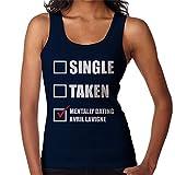 Photo de Coto7 Mentally Dating Avril Lavigne Women's Vest par Coto7