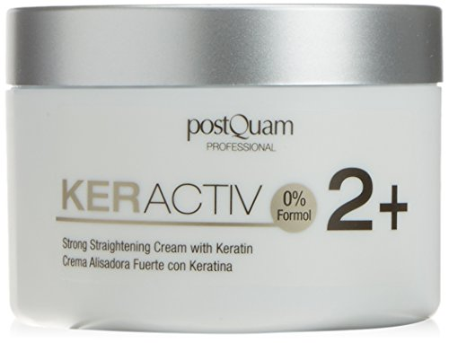 postQuam KERACTIV 2+ Haarglättungscreme NORMAL 200ml