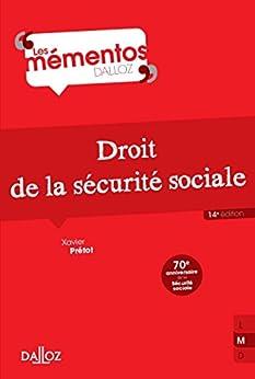 Droit de la sécurité sociale (Mémentos)