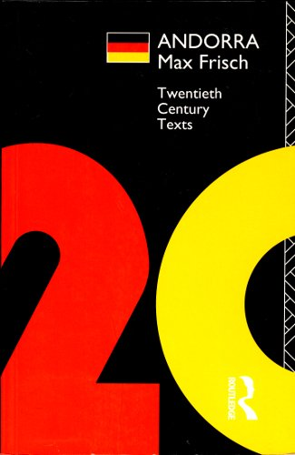 Andorra (20th Century Texts, German)