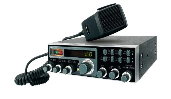 Antenne ML145 mit Magnet Schwarz Midland MID-PACK14 Kit Radio CB Alan 42