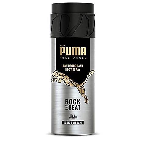 Puma déodorant homme atomiseur rock the beat 150ml Prix Unitaire - Envoi Rapide Et Soignée