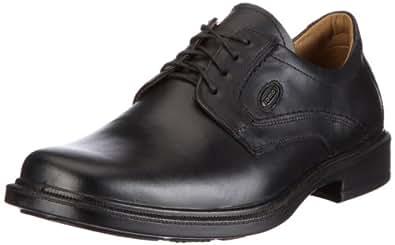 Jomos Strada 3 22202, Chaussures à lacets homme - Noir-TR-F5-448, 40 EU