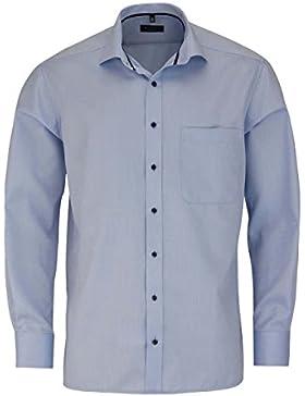 ETERNA long sleeve Shirt COMFORT FIT structured