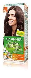 Garnier Color Naturals Shade 5 Light Brown, 70ml + 40g
