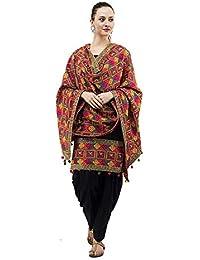 a247e8791a Nivetas Design Studio Black punjabi salwar suit set - suits for women and  girl