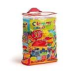 Clementoni 14879 - Clemmy Plus Mattoncini, Sacca 30 Pezzi