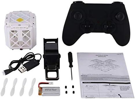 414 2.4G Selfie FPV plegable Drone Quadcopter RC RC RC Con Altitud Sostener 720P HD Cámara WiFi Modo Sin cabeza Saltos 3D One Key Return | être Dans L'utilisation  077dbb