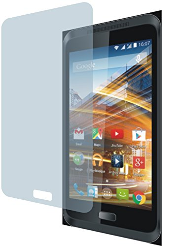 4ProTec Archos 45 Neon (2 Stück) Premium Displayschutzfolie Bildschirmschutzfolie ANTIREFLEX Schutzhülle Displayschutz Displayfolie Folie