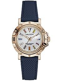 Nautica Damen-Armbanduhr NAD14007L