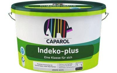 farben bei obi Caparol Indeko plus 12,500 L