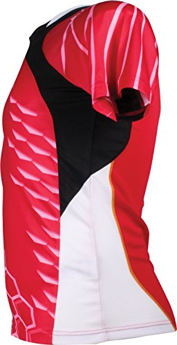 VICTOR Damen Shirt National Red
