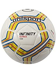 uhlsport pelotas infinity Team, color blanco/Fluo Amarillo/plata, 4, 100160703