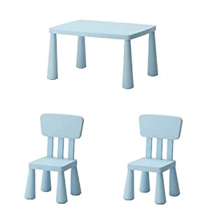 Ikea mammut sedie e tavolo per bambini bambini per - Ikea sedie per bambini ...