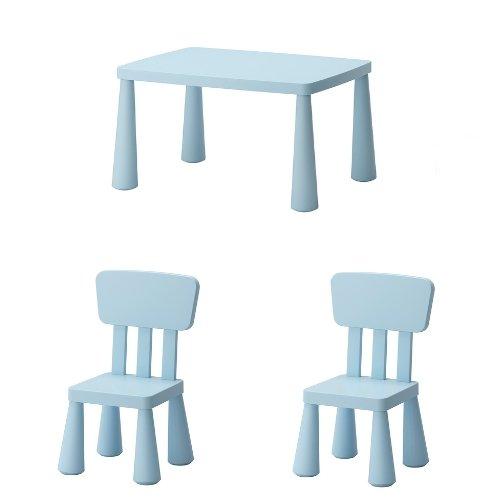 Sedie E Tavoli In Plastica.Ikea Mammut Sedie E Tavolo Per Bambini Bambini Per Interni Ed