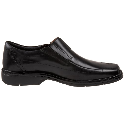 Clarks Unstructured Un.sheridan Slip On Black
