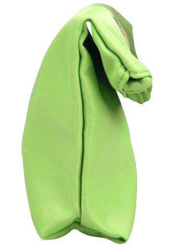 Capelli New York Clutch 'Furled' Green