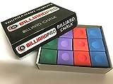 Cue Chalk Billiard, Snooker & Pool