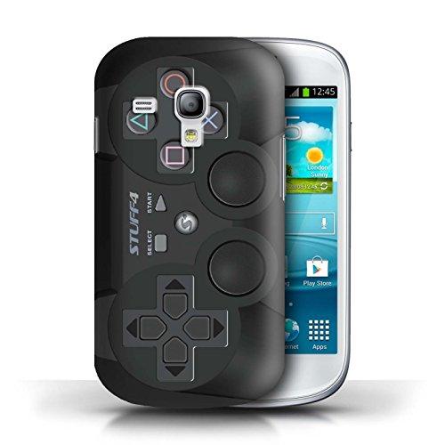 iCHOOSE Hülle / Hülle für Samsung Galaxy S3 Mini / harter Plastikfall für Telefon / Collection Spielkonsolen / Playstation 3 (PS3)